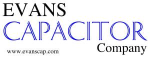 Evans Capacitor Logo