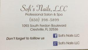 Sofis Nails LLC