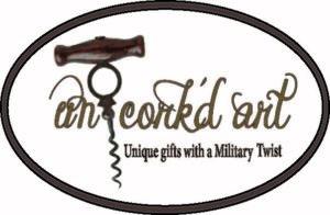 Uncorkdart logo with slogan