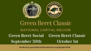 National Capital RegionGreen Beret Classic