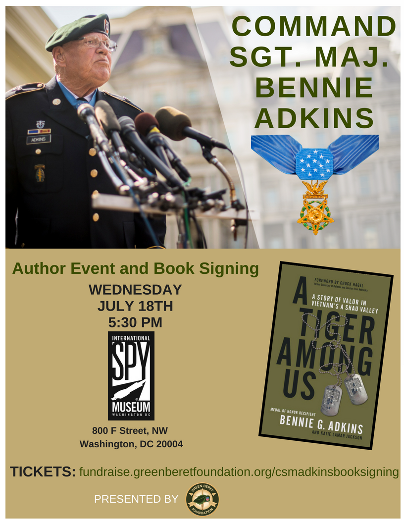 CSM Adkins Book Signing [final]