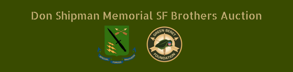 Don Shipman Memorial SF Brothers Auction