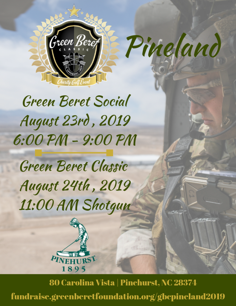 Green Beret Classic Pineland