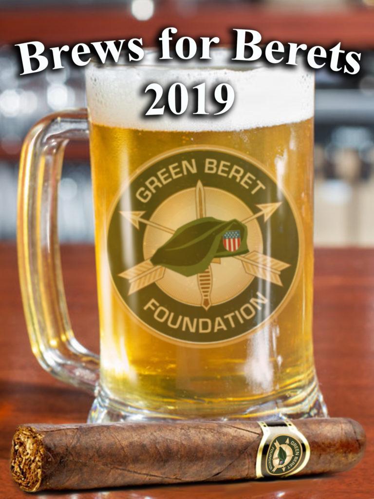 Brews for Berets 2019