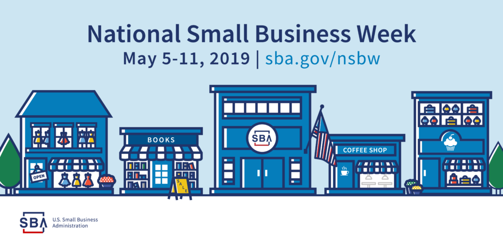 NSBW Tile - Natinal Small Business Week Basic