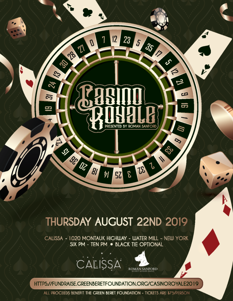 2nd Annual Casino Royale
